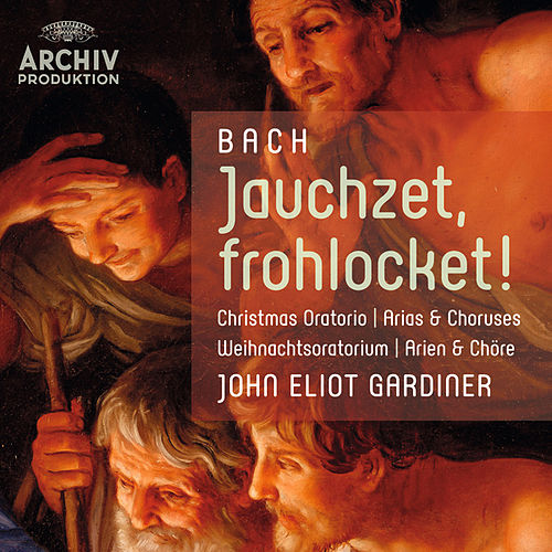 Bach: Jauchzet, frohlocket! by Nancy Argenta