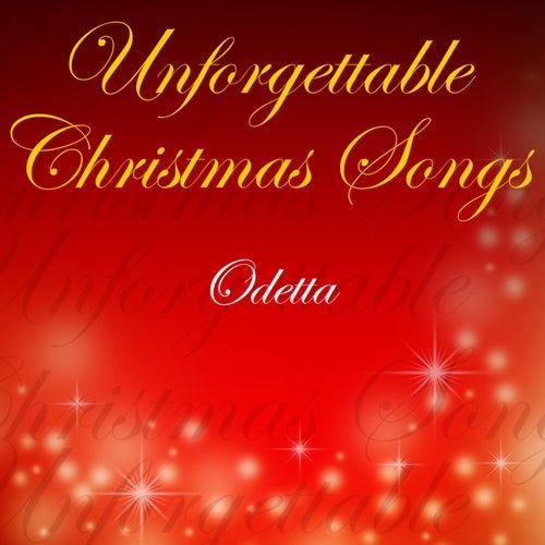 Unforgettable Christmas Songs de Odetta