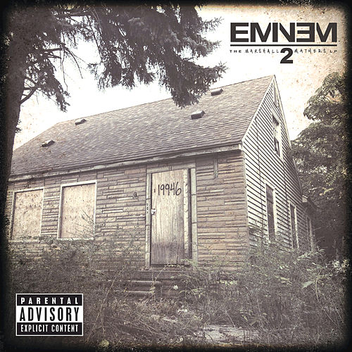 The Marshall Mathers LP 2 de Eminem