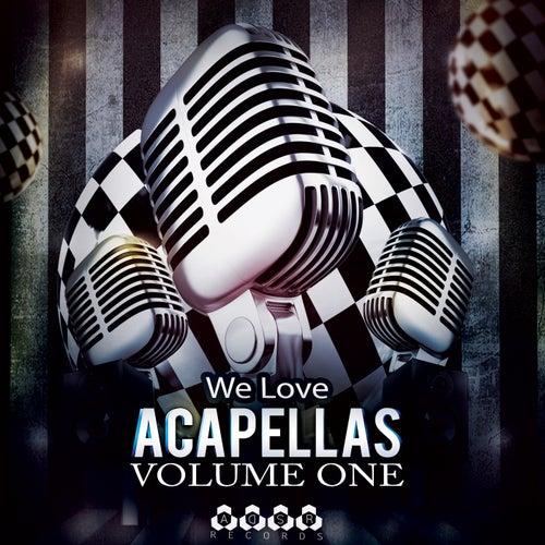 We Love Acapellas, Vol. 1 de Various Artists