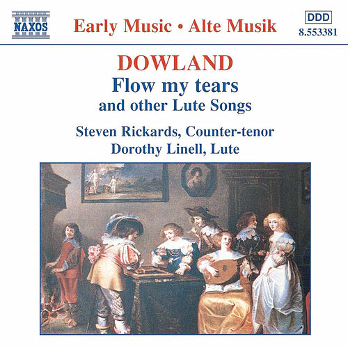 Lute Songs by John Dowland