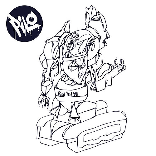 For the Hood in You by Pilo