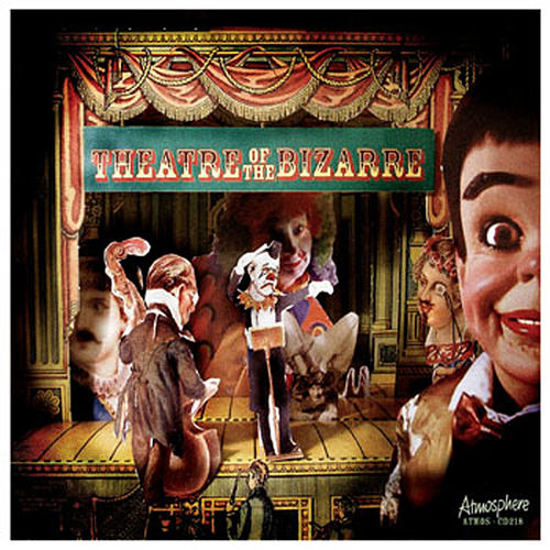 Halloween - Theatre of the Bizarre de Various Artists