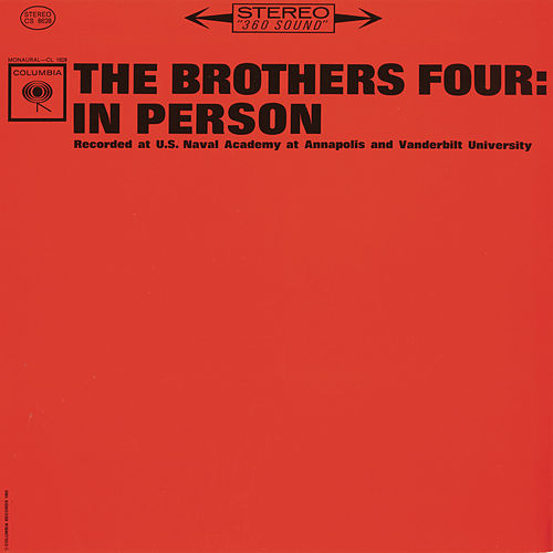 In Person de The Brothers Four