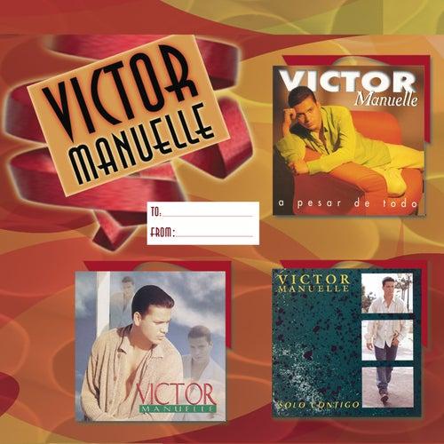 Victor Manuelle (3 CD Box Set) von Víctor Manuelle