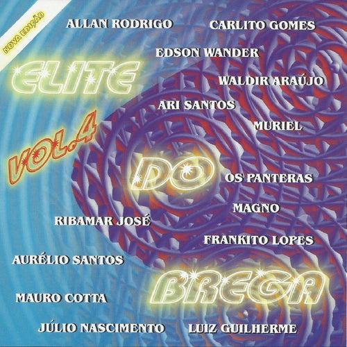 Elite do Brega, Vol 4 de Various Artists