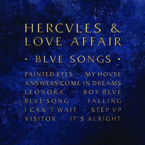 Blue Songs de Hercules And Love Affair