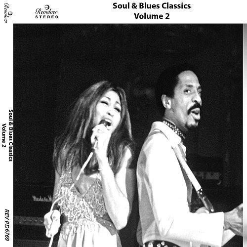 Soul & Blues Classics Volume 2 de Various Artists