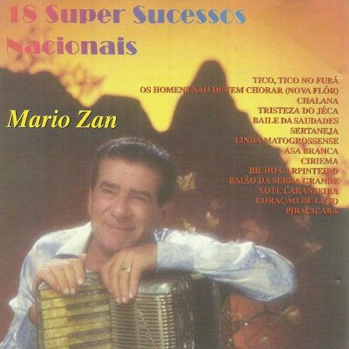 18 Super Sucessos Nacionais de Mario Zan