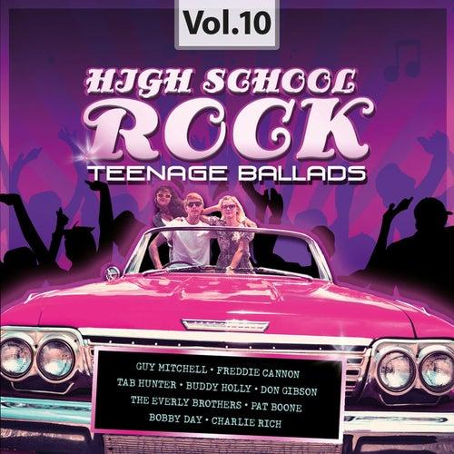 High School Rock & Roll, Vol. 10 de Various Artists
