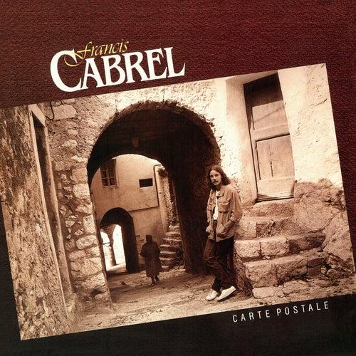Carte postale (Remastered) de Francis Cabrel