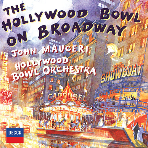 The Hollywood Bowl On Broadway de Hollywood Bowl Orchestra