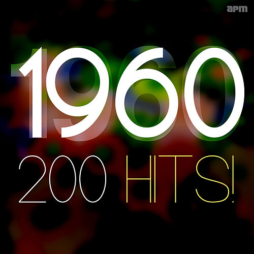 1960 - 200 Hits! de Various Artists