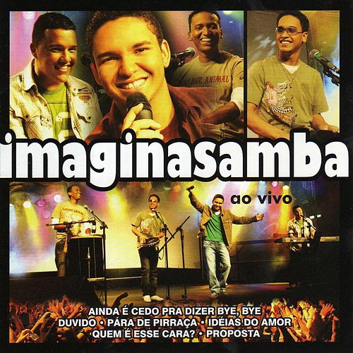 Proposta (Ao Vivo) by Imaginasamba