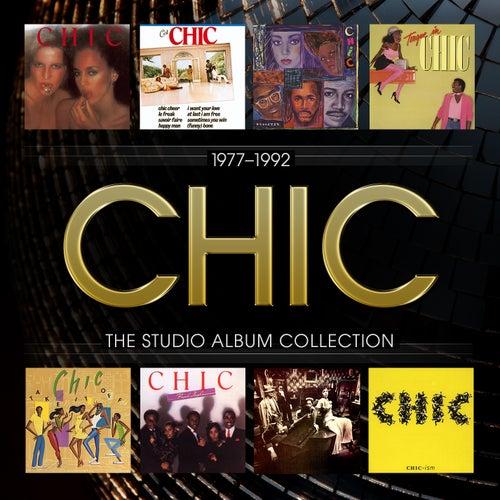 The Studio Album Collection 1977 - 1992 de CHIC