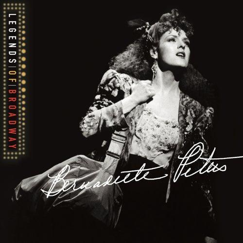 The Legends of Broadway - Bernadette Peters de Bernadette Peters