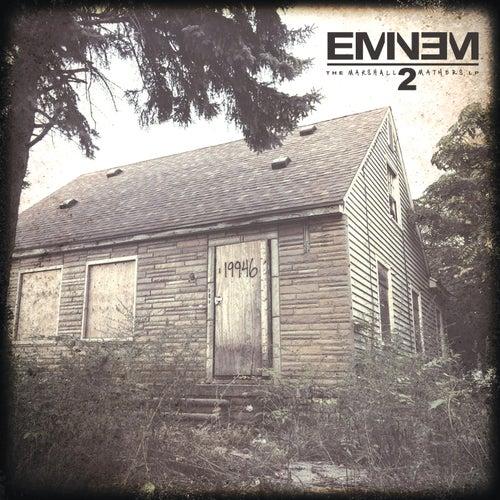 The Marshall Mathers LP2 von Eminem