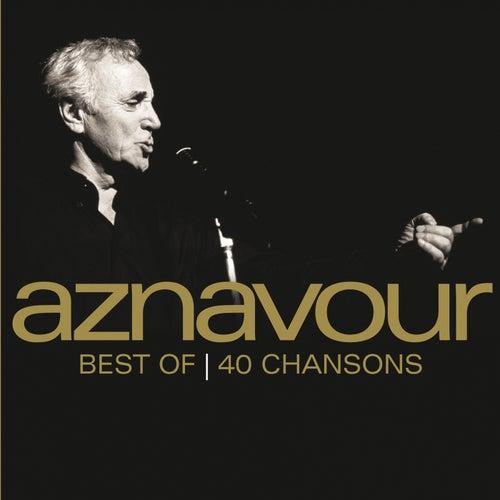 Best Of 40 Chansons von Charles Aznavour