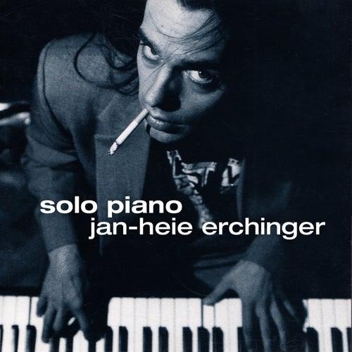Solo Piano by Jan-Heie Erchinger