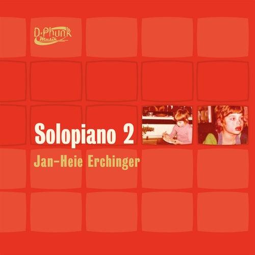Solopiano, Vol. 2 by Jan-Heie Erchinger