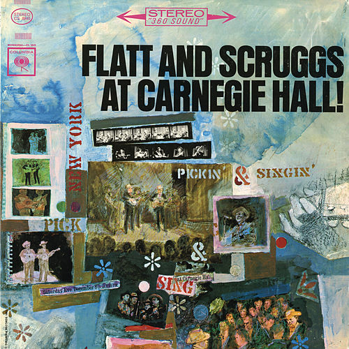 At Carnegie Hall! (Live) by Flatt and Scruggs