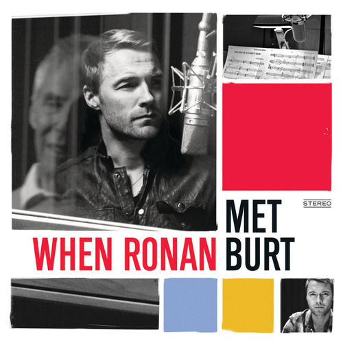 When Ronan Met Burt de Ronan Keating