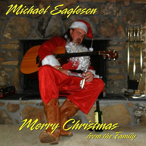Merry Christmas from the Family (feat. Jerry McCollum) by Michael Eagleson