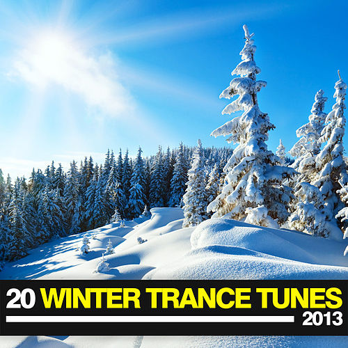 20 Winter Trance Tunes 2013 de Various Artists