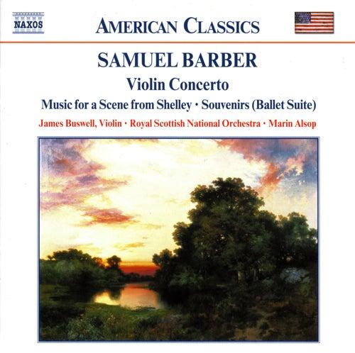 Violin Concerto von Samuel Barber