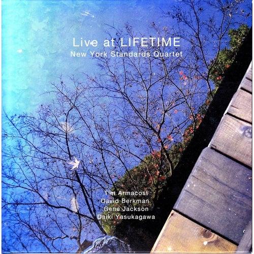 Live At Lifetime von New York Standards Quartet