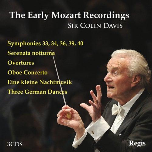 The Early Mozart Recordings - Sir Colin Davis by Sir Colin Davis