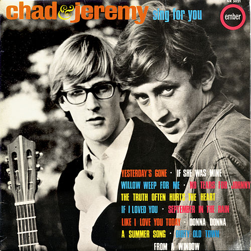 Sing for You de Chad and Jeremy