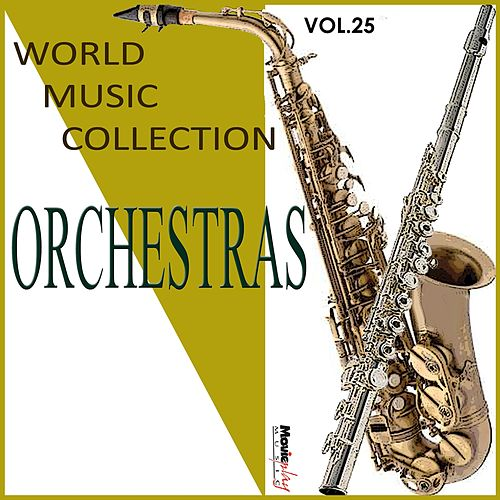 Orchestras, Vol.25 de Various Artists