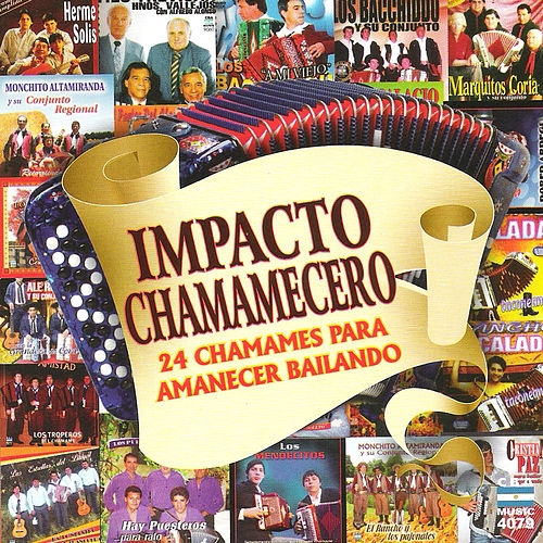 Impacto Chamamecero / 24 Chamames para Amanecer Bailando de Various Artists
