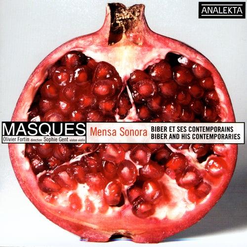 Mensa Sonora - Biber And His Contemporaries de Masques