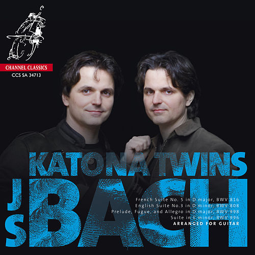 Bach Transcriptions von Katona Twins