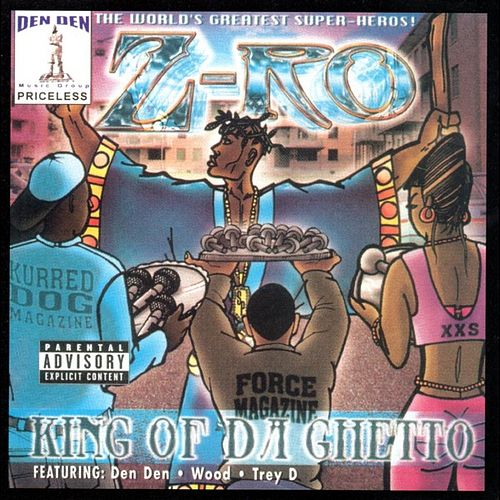 King Of Da Ghetto de Z-Ro