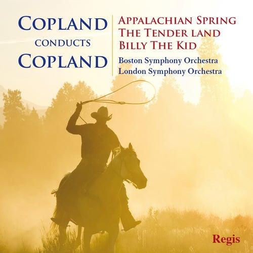 Copland conducts Copland von Aaron Copland