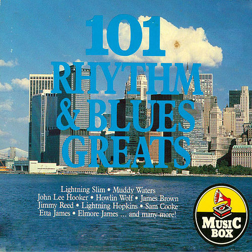101 Rhythm & Blues Greats by Various Artists