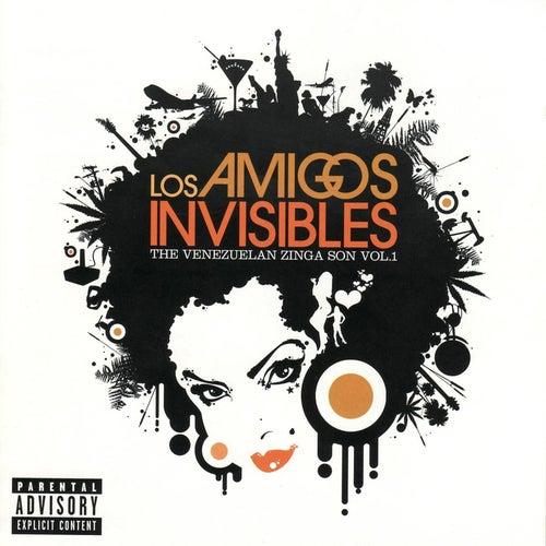 The Venezuelan Zinga Son Vol. 1 von Los Amigos Invisibles