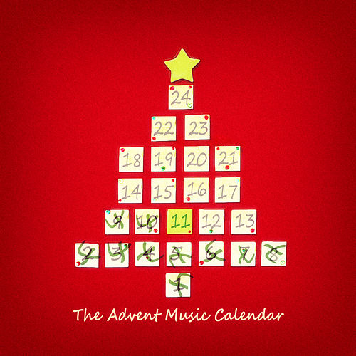 The Advent Music Calendar 11 de Various Artists