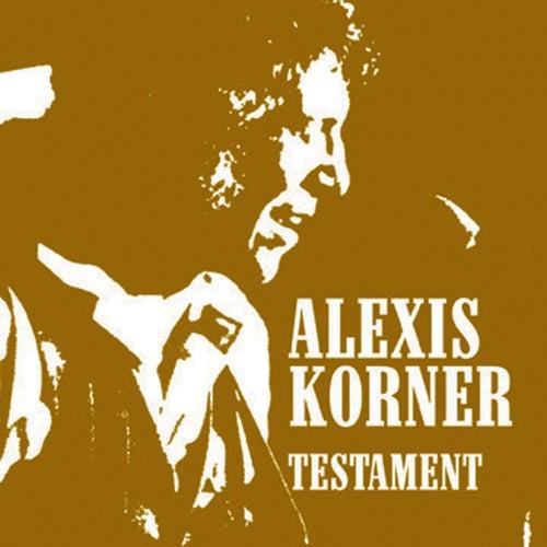 Testament de Alexis Korner
