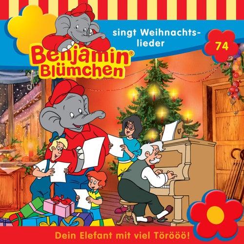 Folge 74 - Benjamin Blümchen singt Weihnachtslieder von Benjamin Blümchen