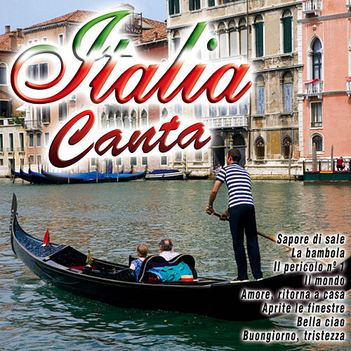 Italia Canta von Various Artists