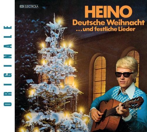 Deutsche Weihnacht und festliche Lieder (Originale) von Heino