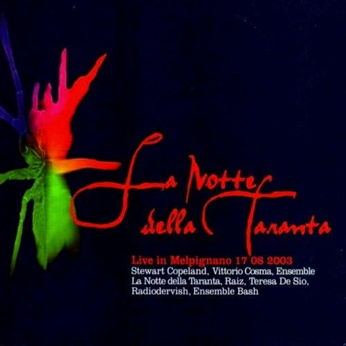 La notte della Taranta (Live in Melpignano 17/08/2003) de Stewart Copeland
