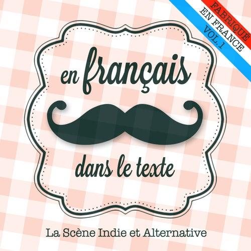 En français dans le texte, vol. 1 (La scène Indie et Alternative) de Various Artists