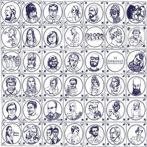 40 Hamburger Küchensessions, Vol. 1 von Various Artists