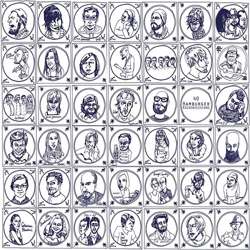 40 Hamburger Küchensessions, Vol. 1 by Various Artists