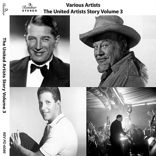 The United Artists Story, Pt. 3 by Various Artists